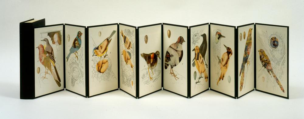 Ornithologie de l'art | Jiří KOLÁŘ .1914, Protivin (Tchécoslovaquie) - 2002, Prague (République tchèque)