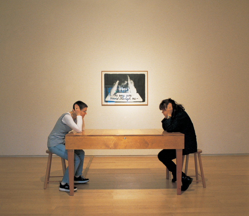 Anderson, The Headphone Table, 1978