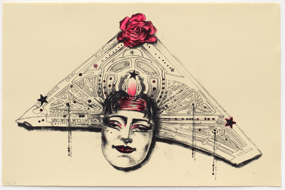 Cannibal Roses | Jean-Luc VERNA .1966, Nice (Alpes-Maritimes, France)