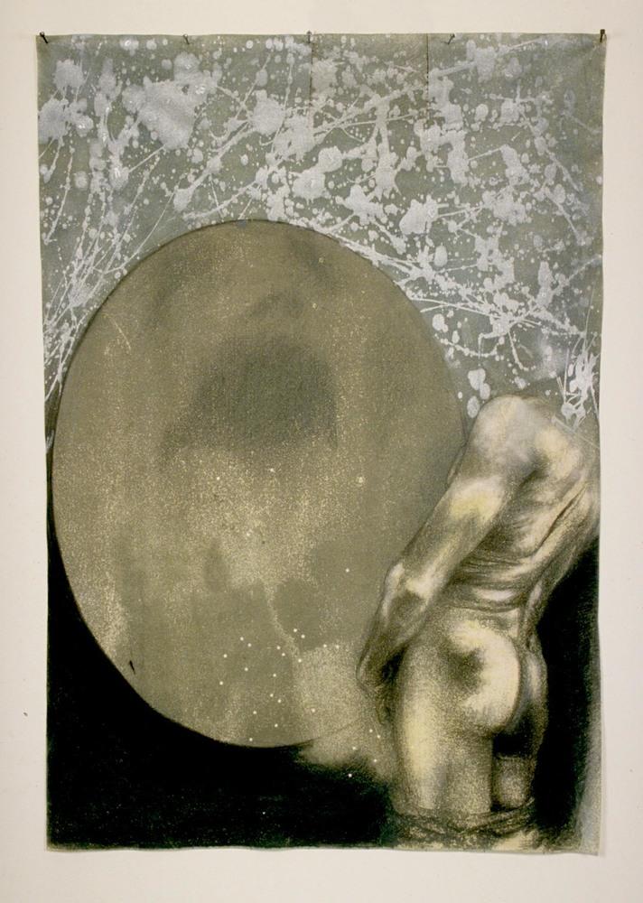 Le miroir | Jean-Luc VERNA .1966, Nice (Alpes-Maritimes, France)