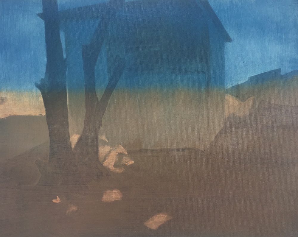 Sous le sable   Pascale CONSIGNY .1973, Paris (France)