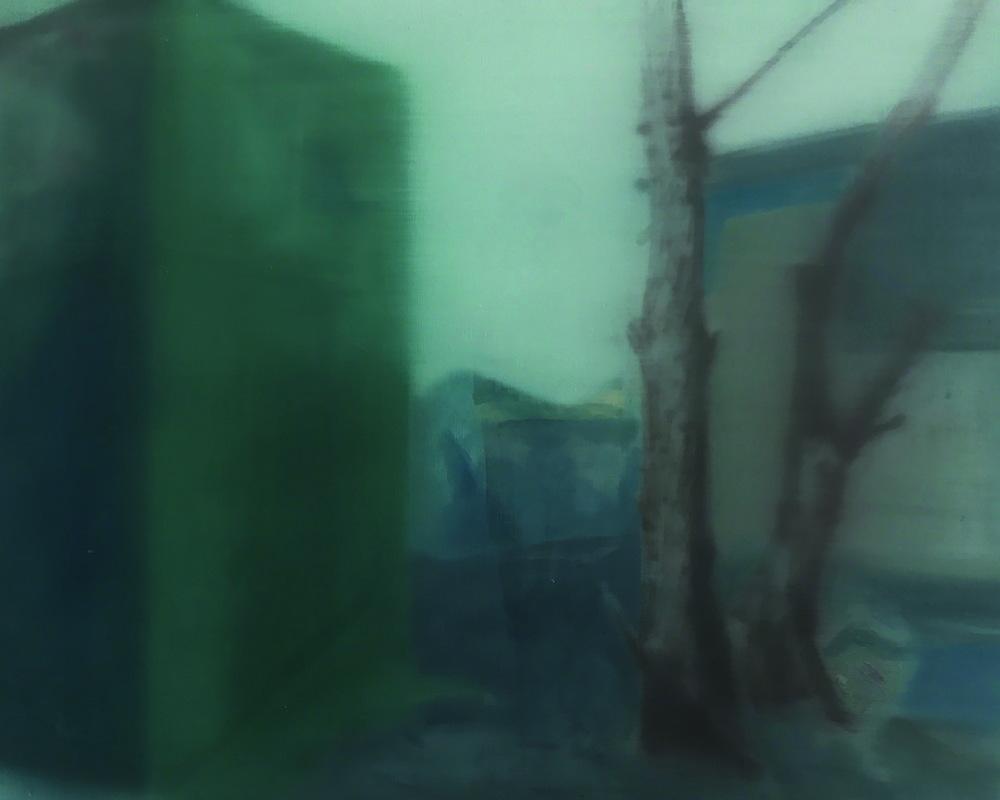 La Lande, 13 décembre 2015 | Pascale CONSIGNY .1973, Paris (France)