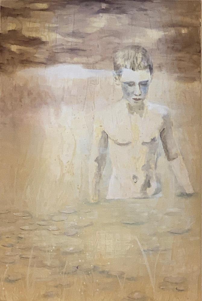 L'aube de mon corps | Edi DUBIEN .1963, Issy-les-Moulineaux (Hauts-de-Seine, France)